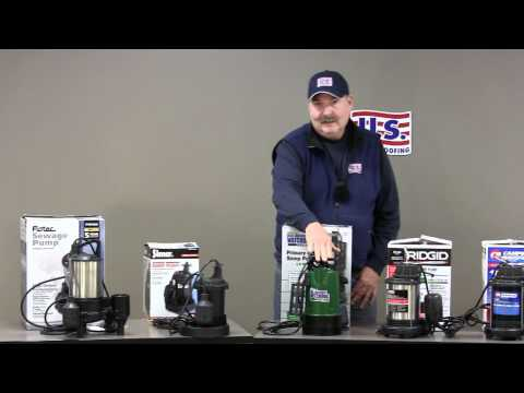 Sump Pump Reviews:Plastic, Steel or Cast Iron?