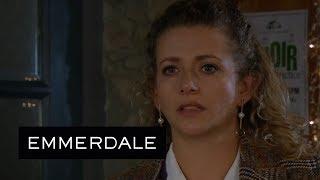 Emmerdale - Maya Tries to Dump David After Kissing Jacob