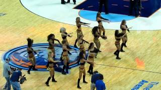 Bobcats vs Bucks - LadyCats Latin Dance 11/19/12