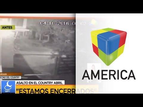 Vecinos atrincherados en el country Abril por temor a delincuentes sueltos