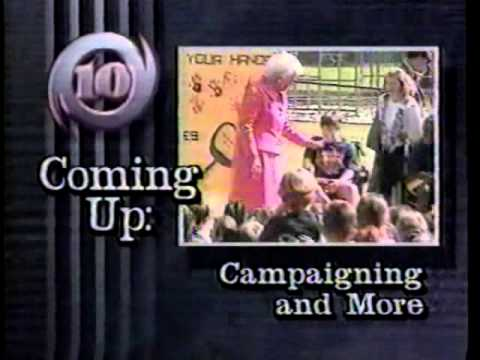KLFY TV-10 Eyewitness News--The 10 O'Clock Report (1992)