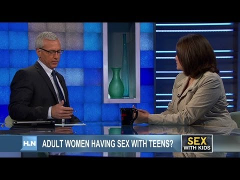 Adult Women Having Sex With Kids? video