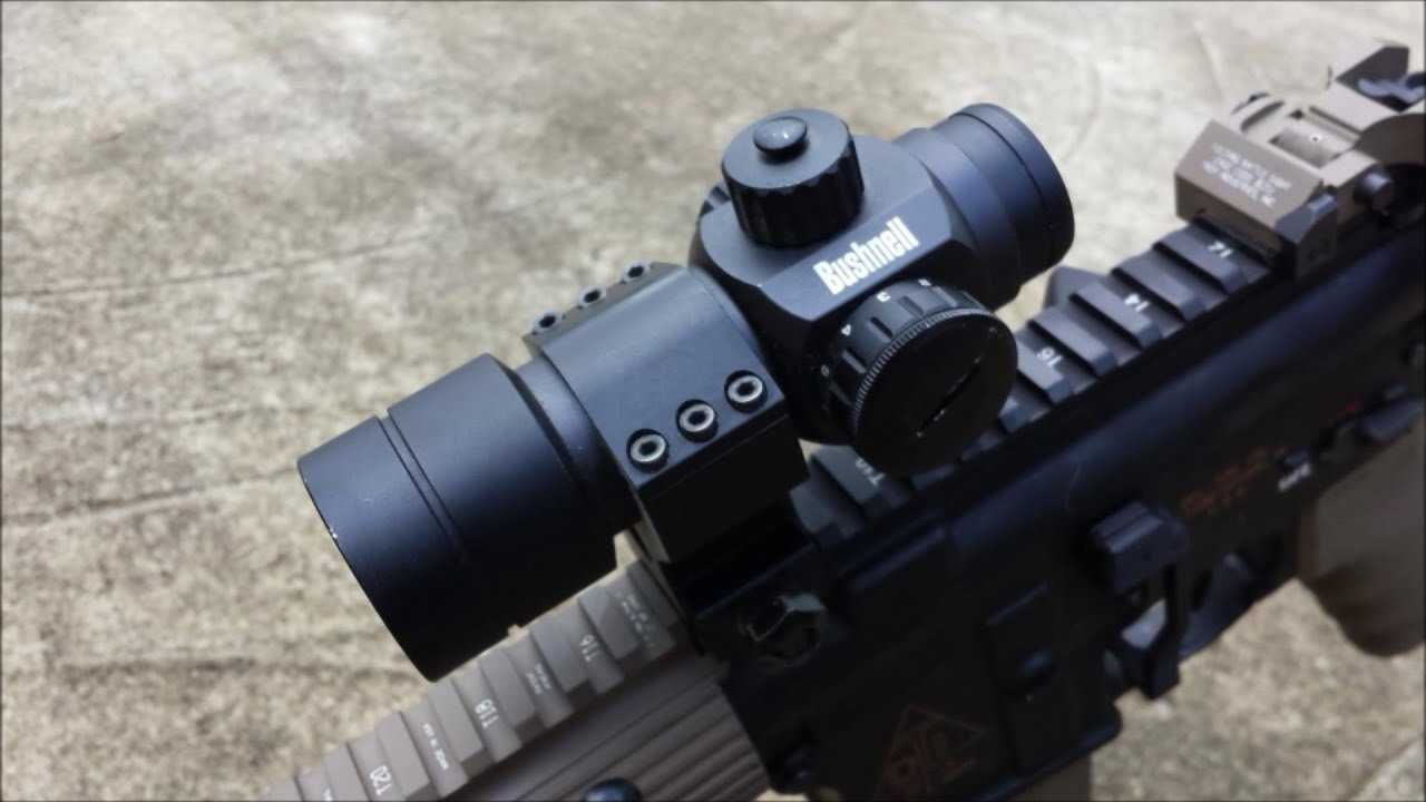 Bushnell Trs 32 Review