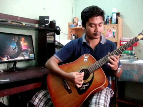 Mohabbatein Love Themes - Guitar Instrumental