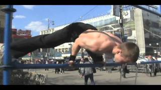 Ghetto Workout. Russia.Moscow.2011