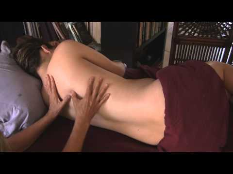 Back Spa Massage: Full Body Pregnancy Massage Techniques Part 1
