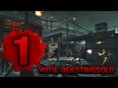 Call of Duty Black Ops Zombies – Der Reise Pt 1/6