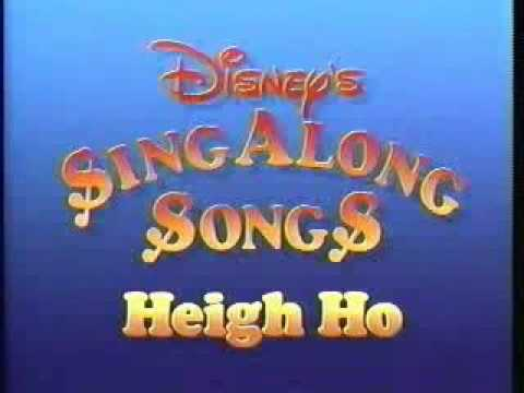 Disneys Sing Along Songs Multilingual Intro 2 YouTube