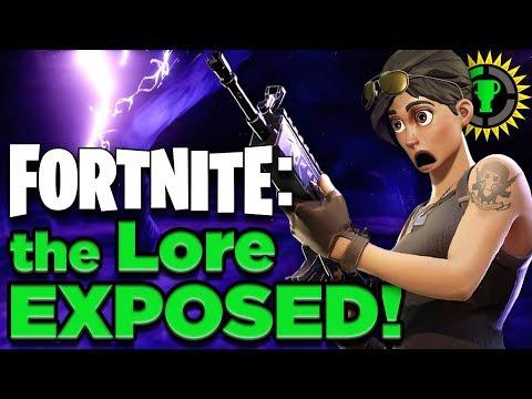 Game Theory: Did I Find Fortnite's SECRET Lore (Fortnite Battle Royale)