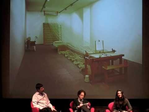 Studio Conversations: Janine Antoni