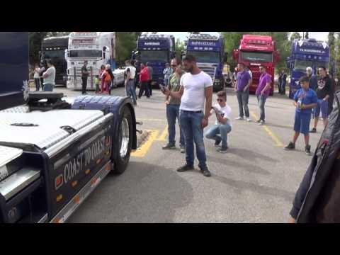 Scania-Κωνσταντινίδης στους 950 Hp...