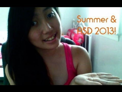 Summer & American School for the Deaf 2013! ?