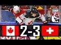 Canada vs Switzerland   2018 IIHF Worlds Highlights   May. 19, 2018