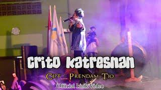 Crito Katresnan - Prendam Tio (  Lirik Video ) - Musik76