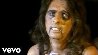 Watch Alice Cooper I Never Cry video