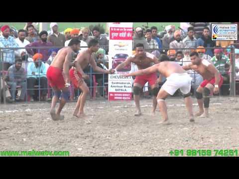 Harchowal (gurdaspur) Kabaddi Cup - 2014. Part 2nd. video