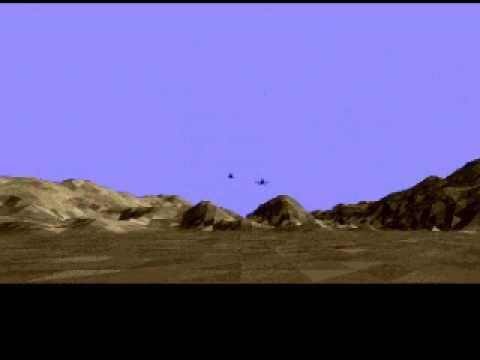 Amiga Intro - Birds of Prey