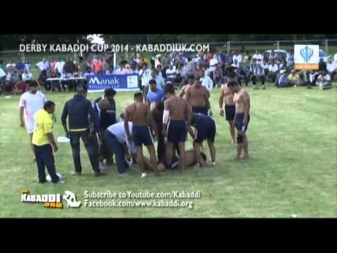 Derby Kabaddi Cup 2014 - Part 3 Of 3 Final video