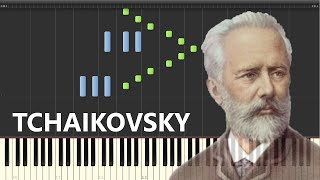 P Tchaikovsky Pas De Deux From The Nutcracker Piano Synthesia