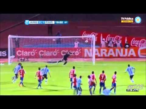 Los 37 Goles de Leo Messi con la Selección Argentina