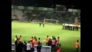 Bursaspor - Fenerbahçe Maç Sonu Olaylar