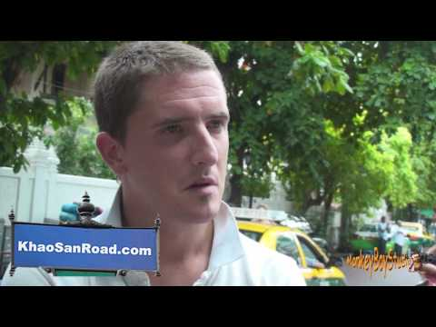 Khao San Road Interview – Airport Transport