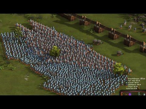 Cossacks 3 - 6P FFA MASSIVE BATTLES | Multiplayer Gameplay
