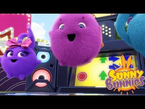 Cartoons for Children   SUNNY BUNNIES - DANCE OFF   Funny Cartoons For Children