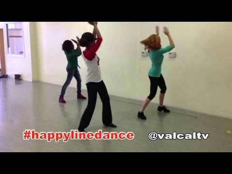 Happy Line Dance video
