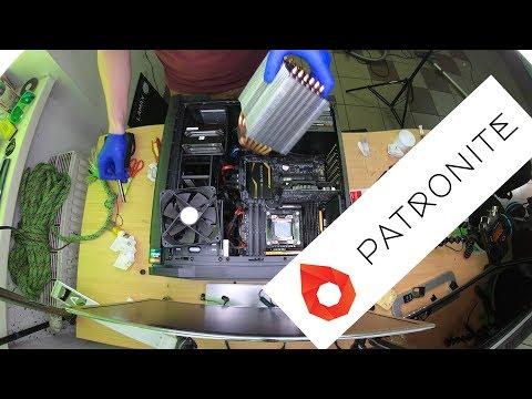 BNT 210 Komputer Patronite (upgrade)