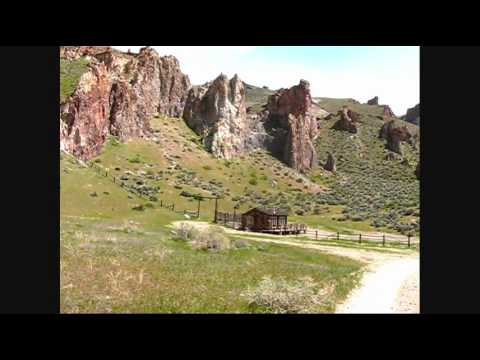 Owyhee River Canyon, Oregon Video