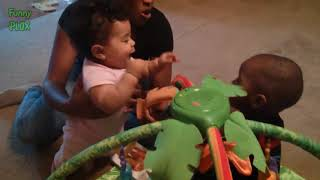 Funniest Jealous Baby Ever Compilation!