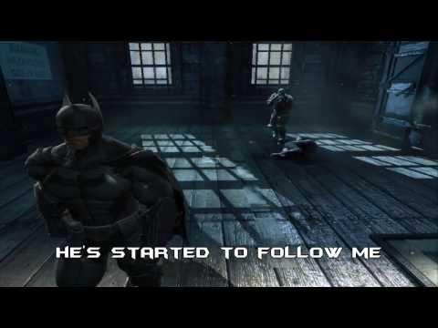 Batman Arkham Origins Funny Bug/Glitch Thug's God Mode