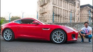 Jaguar F-Type P300 - Looks Gorgeous | Faisal Khan