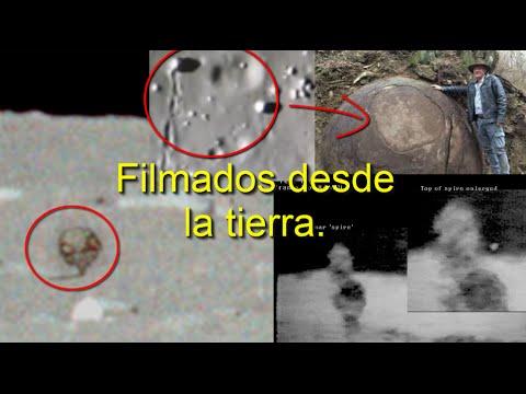 Los vídeos que prueban que en la luna hay vida extraterrestre