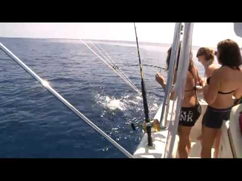 Spring Break with Reel Sharp Sportfishing mp4