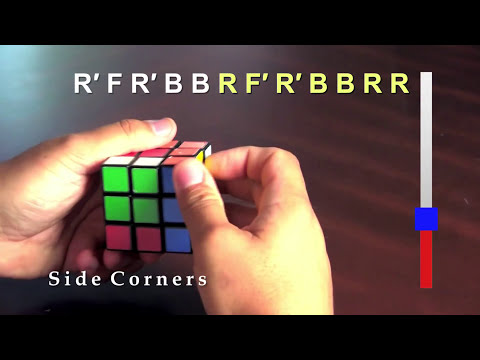 5 SIMPLE moves to EASILY solve the Rubik's Cube