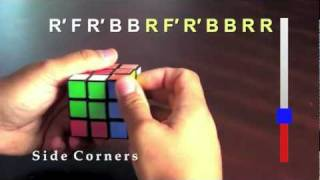 5 SIMPLE moves to EASILY solve the Rubik