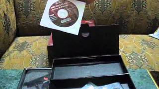 Asus Matrix GTX 580 Platinum Unboxing