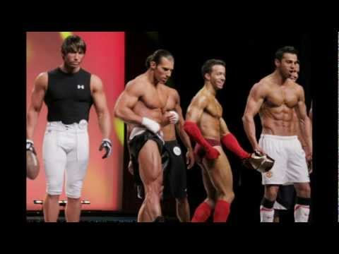 Cristiano Ronaldo as a Fitness Model - Brock Aksoy