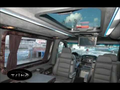 Mercedes Benz Sprinter Luxury Concept Van How To Save