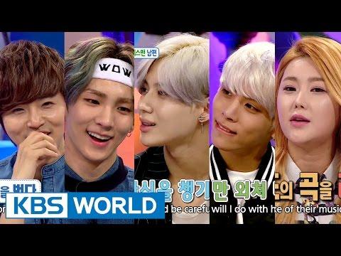 Hello Counselor - Jonghyun, Key, Taemin, Solbi & Jung Dongha (2015.06.08)