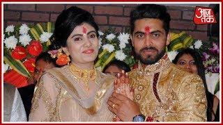 Ravindra Jadeja's Wife Assaulted By Cop In Jamnagar | Khabrein Superfast