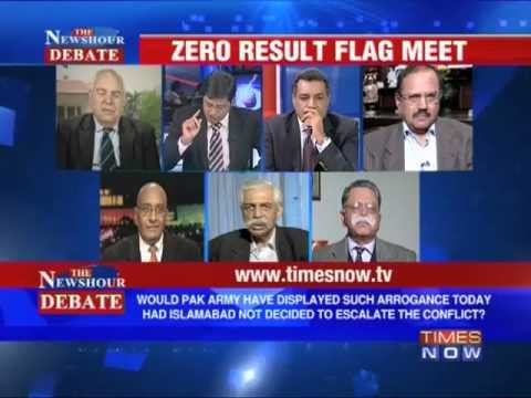 The Newshour Debate: Zero result flag meet (Part 1 of 4)