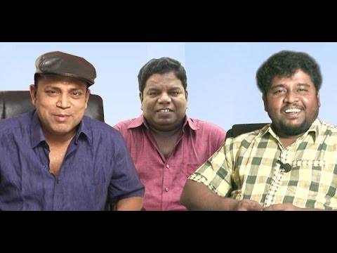 Thambi Ramaiah, Appukutty, Crane Mohan Interview On Veeram | Interview | Thala Ajith, Siva video