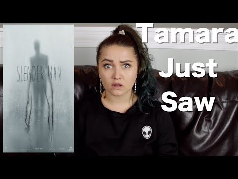 Slender Man - Tamara Just Saw