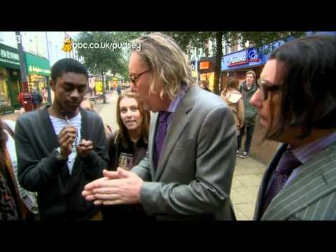 Vic and Bob Make Street Magic with Dynamo - BBC Children in Need 2011