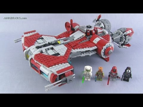Lego Corvette Star Wars Lego Star Wars Jedi Defender