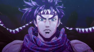 JoJo's Bizarre Adventure Opening 2 English by [Y.Chang] HD creditless