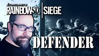 Rainbow Six Siege - Uparty defender